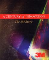 a century of innovation THE 3M STORY