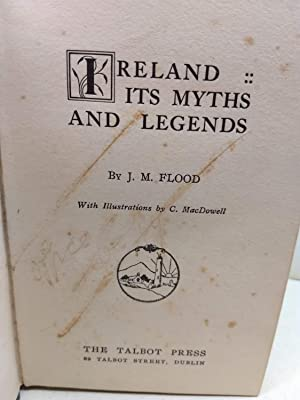 Ireland: Its Myths and Legends