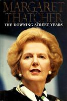 The Downing Street Years (Autographed)