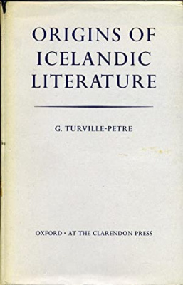 Origins of Icelandic Literature